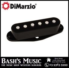 DiMarzio FS1 Stratocaster Size Electric Guitar Pickup FS-1 Black - NEW