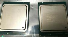 Matching Pair Intel Xeon E5-2667 v2 8-Core 3.30GHz 25MB LGA2011 Processor SR19W