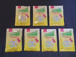 (7) Almased Dietary Supplement For Weight Management 1.8 Oz Packs