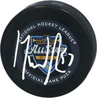 David Perron St. Louis Blues Signed 2020 NHL All-Star Game Official Game Puck