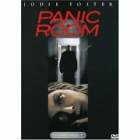 Panic Room Superbit Collection On DVD With Jodie Foster Very Good D98