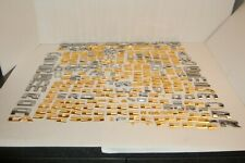 Lot of 315 Automotive Letters & Numbers Dodge Ford Chevrolet Toyota OEM USED