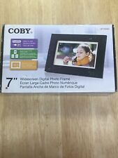 """Coby 7"""" Widescreen Digital Photo Frame  DP700WD"""