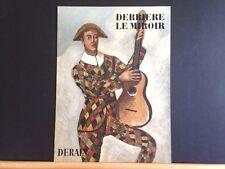 André Derain, vintage lithographs, Derriere le Miroir#111 1958, INV2111