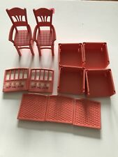 Lego Scala The Big Family House 1997 Replacement Parts 3290 Girl Chair Crib Back