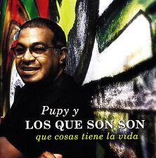 Cesar 'Pupy' Pedroso-Pupy y Los que Son Son-CD-que cosas personales la Vida