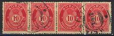 Norway 1909-19, NK 100 wm pos 4, Heia Station 23.12.1916, Rakkestad, ØF grad 5