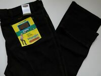 Wrangler Cowboy Cut Stretch Slim Fit Jeans Men's - Black 0938BLK