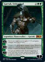MTG x4 Garruk, Unleashed Core Set 2021 MYTHIC RARE NM/M SKU#337