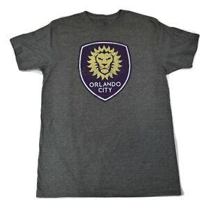 GIII By Carl Banks Mens MLS Orlando City SC Shirt New M, L, XL, 2XL