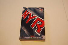 Hockey New York Rangers Vintage Sports Media Guides