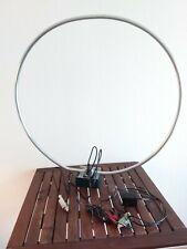 FiFi Magnetic Loop Antenne mit Vorverstärke, Stromeinspeiseweiche & Netzteil