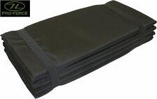 Highlander Z Fold up PE Foam Waterproof 4 Season Sleeping Mat 5034358050849 Black
