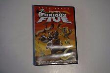 Secrets of the Furious Five (DVD, 2009, Sensormatic Widescreen)