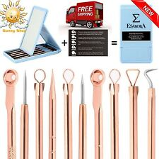 Acne Blackhead Remover Tool Pimple Blemish Comedone Extractor Stainless Set/Kit