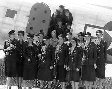 WW2 WWII Photo Bataan POW Nurses Returning Home  World War Two / 8048