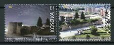 Kosovo 2019 MNH Kacanik City 2v Set Architecture Tourism Trees Nature Stamps