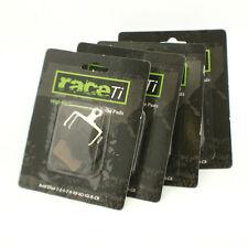FOUR SETS Avid Elixir 1-3-5-7-R-CR-Carbon-X9-X0-XX Disc Brake Pads Semi Metal
