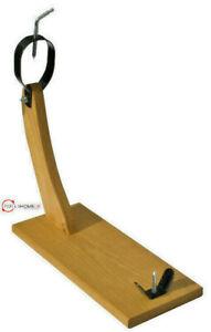 Serrano Ham Stand Holder -Jamonero de Gondola- Spanish Quality Ham Carving Tools