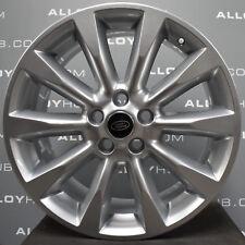 """Authentique Range Rover L322 Vogue 10 Spoke BBS 20"""" Pouces Argent Roues en alliage SET X4"""