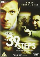 The 39 Steps [Edizione: Regno Unito] - DVD import