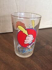 Amora Titeuf  French  Cartoon Glass 4""