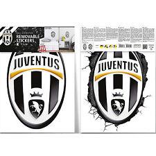 North Star Juventus Logo Decorazione murale Prefustellata adesiva PVC Multicol