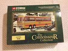 Corgi 35301 - Yelloways Bedford Val Bus Set From Connoisseur Collection No Badge