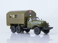 Scale truck model 1:43, ZIL-157 KUNG-1M