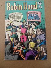 Robin Hood 15 . (Reprint) . M.Severin Cover .Super Comics 1964 . FN / VF