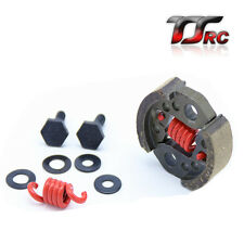 10K RPM Lightened Clutch Shoe & Red Spring for 1/5 HPI Baja 5B 5T 5SC