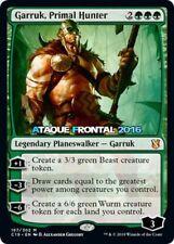 MTG Garruk, Primal Hunter - Garruk, Hunter Primordial - Commander 2019 English