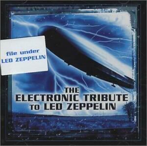 Various - The Electronic Tribute To Led Zeppelin - CD - 7900