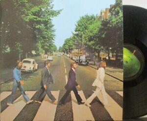 THE BEATLES ~ Abbey Road ~ VINYL LP