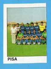 CALCIO FLASH '84 -Figurina n.202- SQUADRA SX - PISA -Recuperata