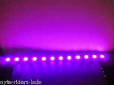 "PINK ADD ON 12"" 5050 SMD LED STRIP FITS ALL CARS MOTORCYCLES TRUCKS SUVS BOATS"