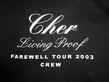 Cher Local Crew limited edition T-shirt Brand New/Never Worn