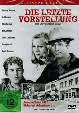 DVD NEU/OVP - Die letzte Vorstellung (1971) - Director's Cut - Jeff Bridges