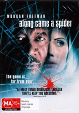 Along Came A Spider - Thriller / Police Investigation - Morgan Freeman - NEW DVD
