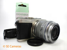 OLYMPUS PEN E-PL5 CAMERA WITH M-ZUIKO 14-42MM F3.5-5.6 II R MSC LENS EXC