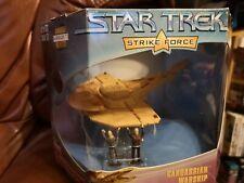 Star Trek - Cardassian Warship With Gul Dukat & Garak