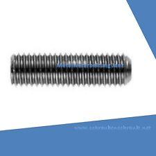Gewindestifte DIN 913 50St V2A rostfrei M4x16