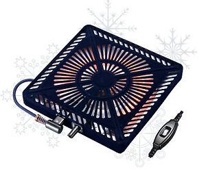 METRO MSU-501H(K) Replacement heater unit kotatsu 510W Stepless adjust Low style