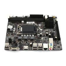 per Intel H61 LGA 1155 SCHEDA MADRE 6 USB PCIe MICROATX SUPPORTO CORE  TT
