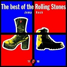 THE ROLLING STONES ( JUMP BACK '71 - '93 GREATEST HITS CD SEALED + FREE POST)