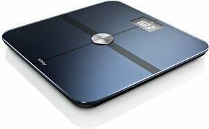 Withings WS-50 Smart Body Analyzer Scale, Heart Rate BMI Weight used