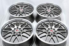 17 Drift rims wheels Integra Vigor Aveo Cobalt Spark Civic Prelude 4x100 4x114.3