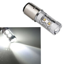 MOTO ATV BIKE QUAD 395 Xenon WHITE BA20D H6M  50W CREE LED HIGH POWER  Bulb lamp
