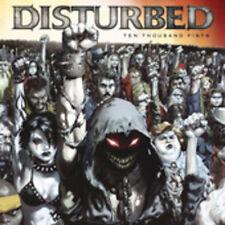 Disturbed - Ten Thousand Fists [New CD]