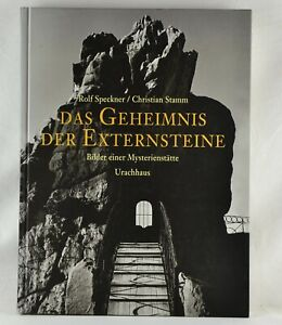 Das Geheimnis der Externsteine - SPECKNER / STAMM - Urachhaus 2002